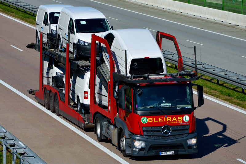 Bleiras Logistics Freight forwarding